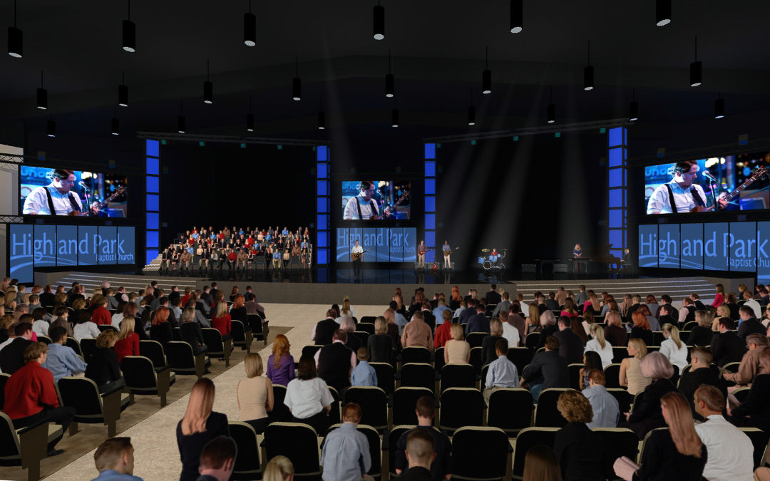 Sanctuary Renderings