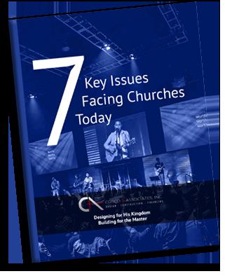 7 Key Issues Facing Churches e-book